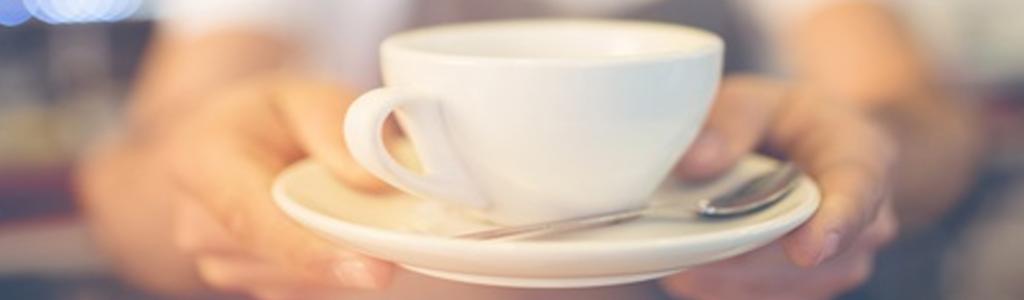 Café e amizade sem idade
