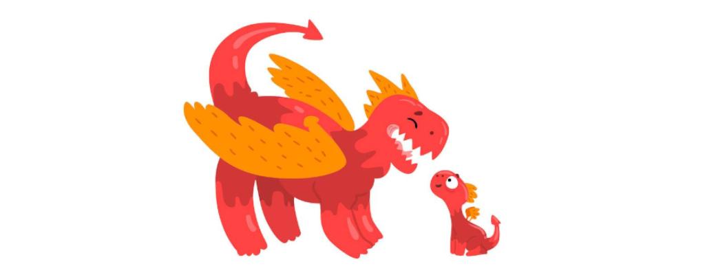 Mãe dragão